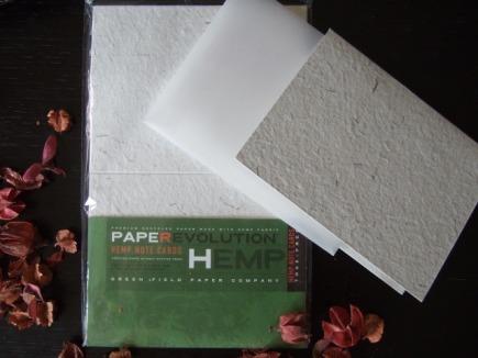 Hemp-Paper